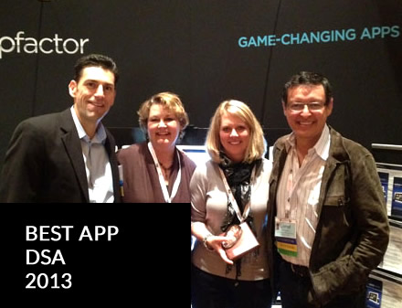 Best App Direct Selling Association 2013